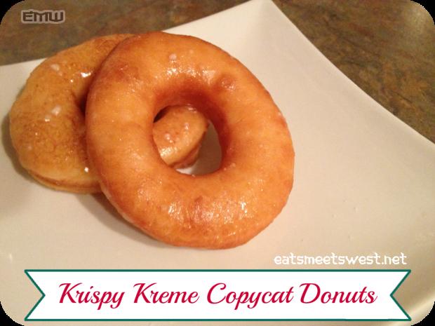 Krispy Kreme Copycat Donuts